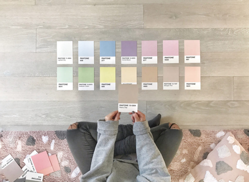 Pastels are the new Neutrals
